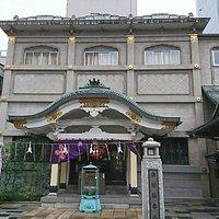 小伝馬町駅近くにある真言宗寺院