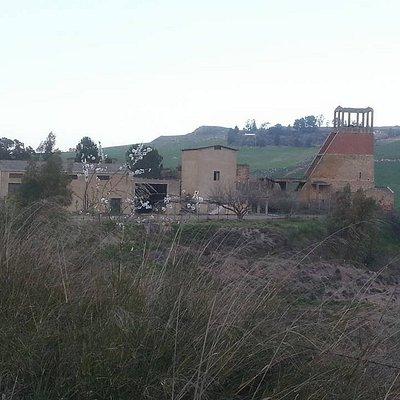 Miniera Zolfo Borgo Baccarato