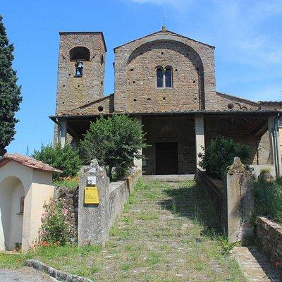 Pieve di San Leonardo ad Artimino- Sabato 2 giu 2018