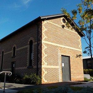 Old Chapel of Women's Refuge