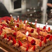 Pensez à venir fêter votre anniversaire au P'tit Noirmout.