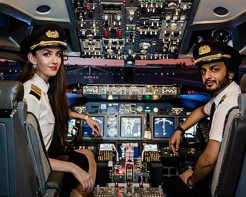 Welcome to Dream Aero Real Flight Simulator!