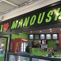 I Love Manoush - Lidcombe NSW