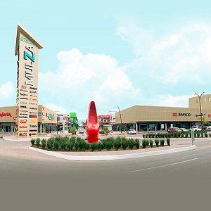 El centro comercial especializado en calzado y artículos de piel más grande del continente ameri