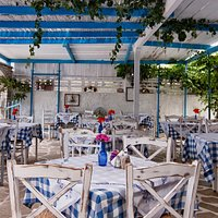 Vergina Restaurant, Gagou Beach