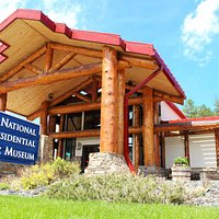 The National Presidential Wax Museum in Keystone, SD in the Black Hills near Mount Rushmore