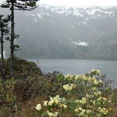 The bigest lake of seen lakes. sea level about 3300m