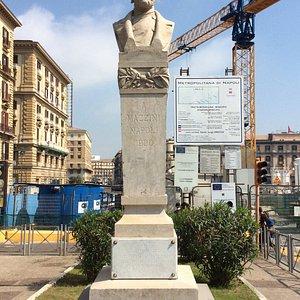 Monumento a Giuseppe Mazzini
