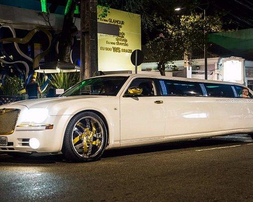Chegando na WS Curitiba de Limousine