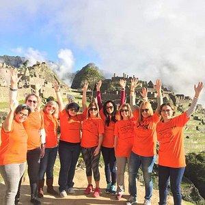 Magnifico tour en Machu picchu