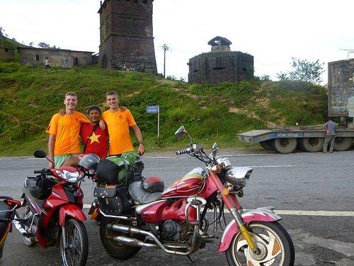 Hai van pass (Top Gears in Viet Nam)