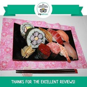 Sushi Making Experience Japan!