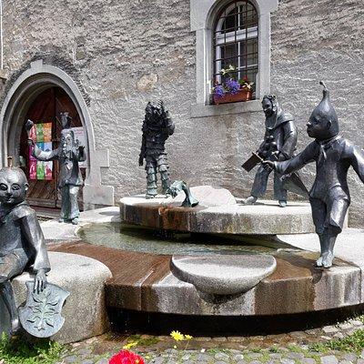 Narrenbrunnen