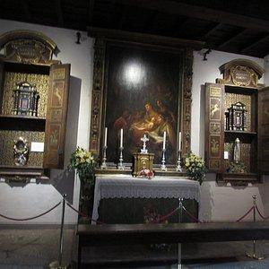 camera dove è nato S. Carlo