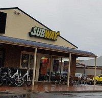 Subway Port Pirie. (Between Domino's Pizza and McDonald's.)