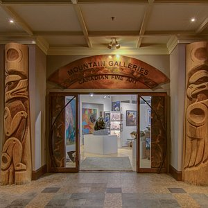 Mountain Galleries at Chateau Whistler
