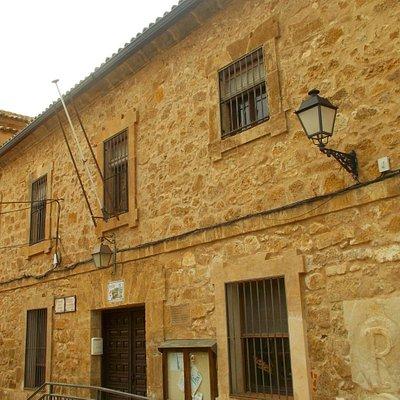 Antiguo Convento de los Jesuitas (Convento de San Juan Bautista).