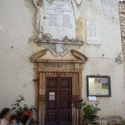 Chiesa Madre di Santo Stefano di Sessanio...