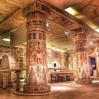 3D Art hall, bringing history to life. - صالة الثلاثية الأبعاد