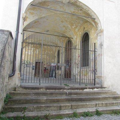 chiesa Santa Marta