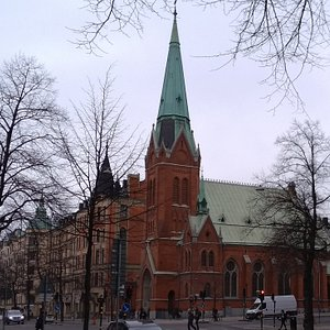 The Cathedral Church of The Holy Metropolis of Sweden and all Scandinavia