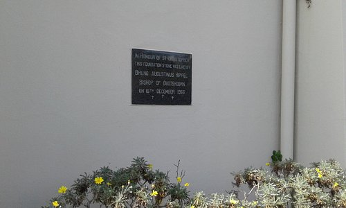 Foundation stone laid in 1966