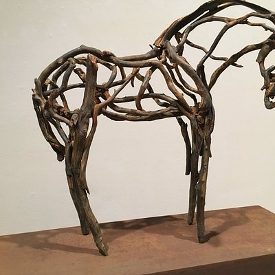Bronze Sculpture by Deborah Butterfield