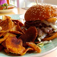 The Bacon Double Cheeseburger.