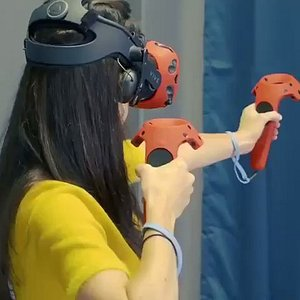Get immersed in the world of VR