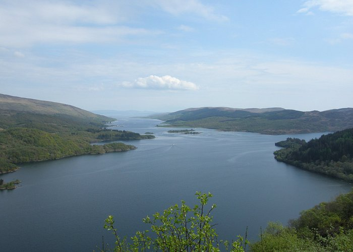 Journey from Dunoon to Tighnabruaich (approx. 5 miles from destination)
