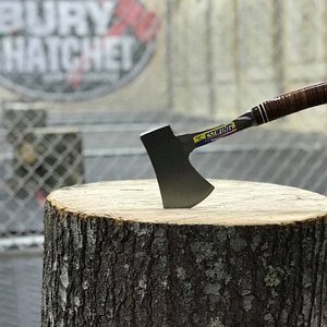 Come test your skills at Bury the Hatchet KC.