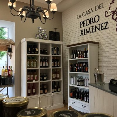 Tienda Gourmet La Casa del Pedro Ximénez