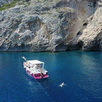 Santa maria di leuca - escursioni in barca!