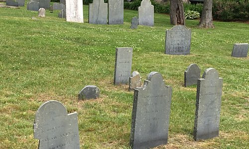Examples of graves.