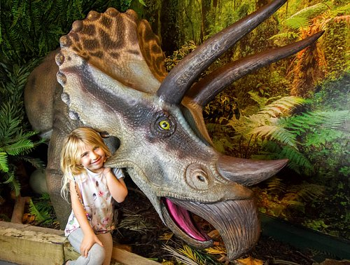 See the world of dinosaurs brought to life!