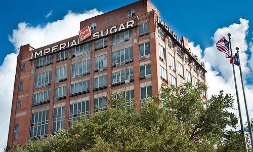 Imperial Sugar Char House in Sugar Land