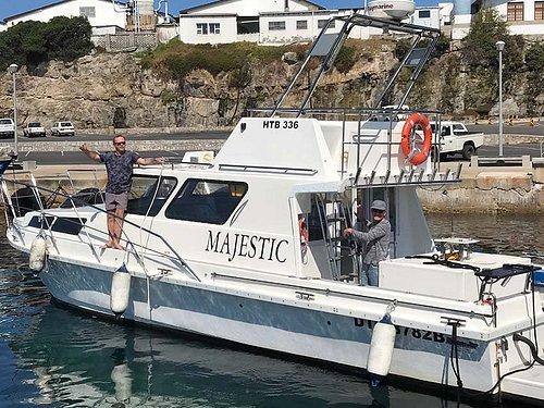 Majestic Vessel