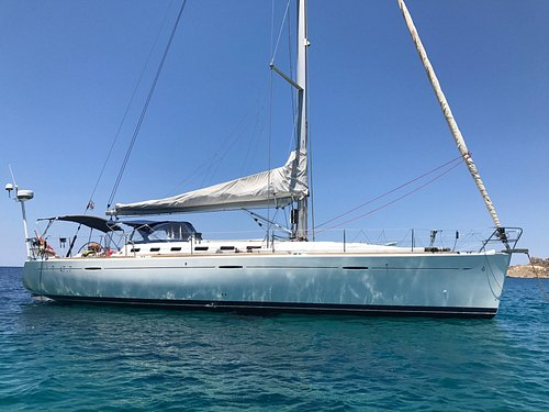 Malta Sailing Experiences 48 foot yacht  'Allegra'