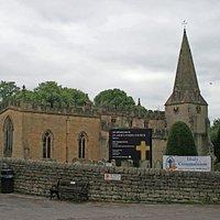 St Anne's Church, Baslow