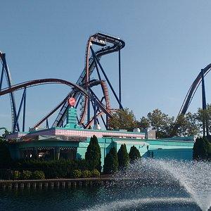Valravn dive coaster