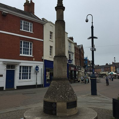 The Corn Cross Melton Mowbray
