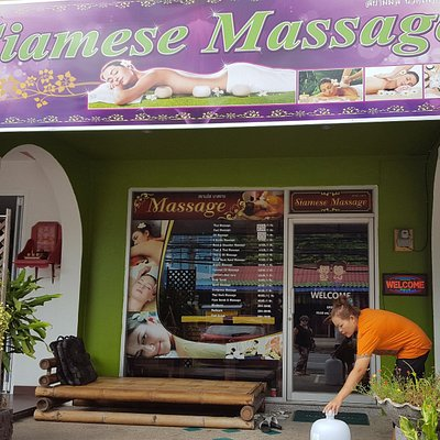 Located just down the road from karon Road (Old Phuket Hotel)