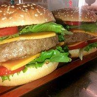 Hamburger stile SCIURELLA: Buonissimiii!!!