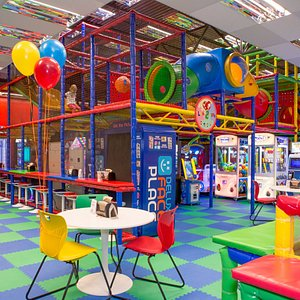 Luv 2 Play Indoor Playground & Cafe
