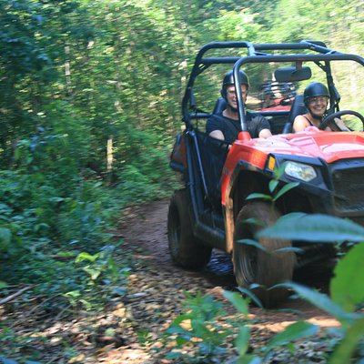 ATV Outback Tour in Ocho Rios