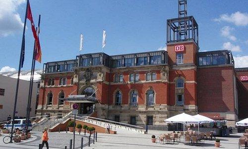 Bahnhof Kiel, Haupteingang