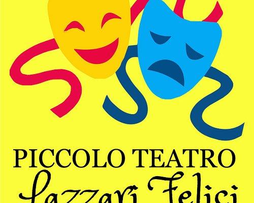 Logo del Piccolo Teatro dei Lazzari Felici