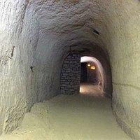 Maurice Grégoire et son épouse creusèrent le falun sablonneux qui servit aux Douessins et les Do