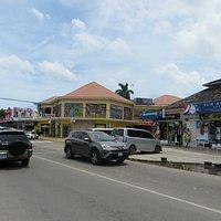 Harbour Street Area