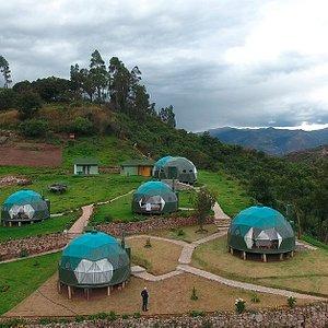 Glamping the Salkantay Trek to Machu Picchu